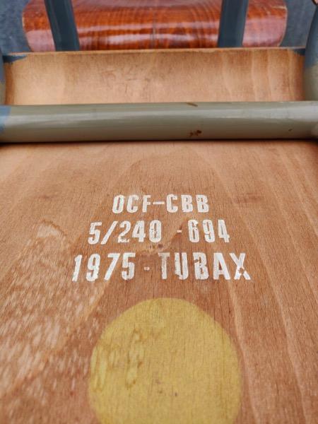 Tubax Belgian design vintage horeca_thegoodstufffactory_Be