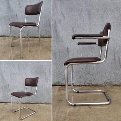 belgisch leger army stoelen industrial antiques Tubax_thegoodstufffactory_Be