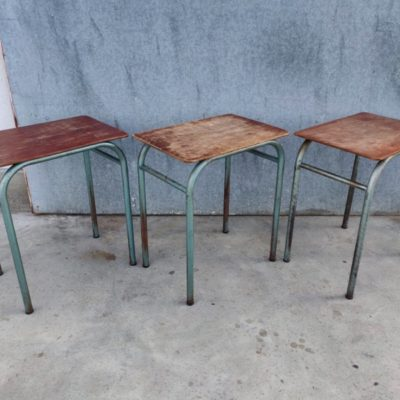 industrial boho style vintage industrial table tafel restaurant pop up_thegooodstufffactory_be
