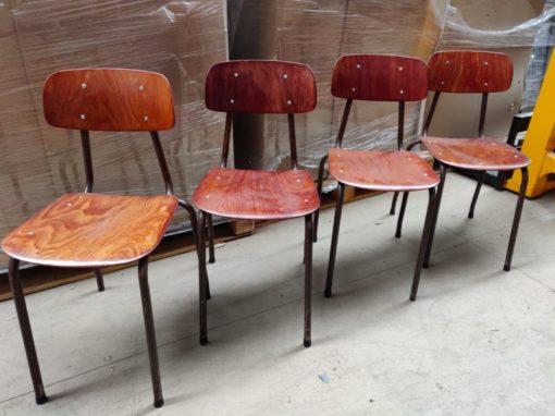pagwood stoelen binnen buiten