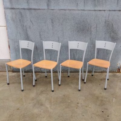 BUDGET chairs chaises-THEGOODSTUFFFACTORY_BE