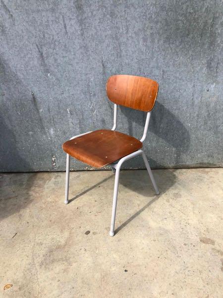 Mooie Retro Stoelen.Mooie Plywood Vintage Stoelen Design Uit Het Noorden Jaren 70