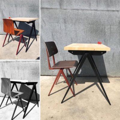 Galvanitas Bistro table_thegoodstufffactory_Be