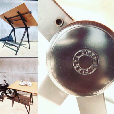 friso kramer ahrende de cirkel table dessin tekentafel industrial antiques_thegoodstufffactory_Be