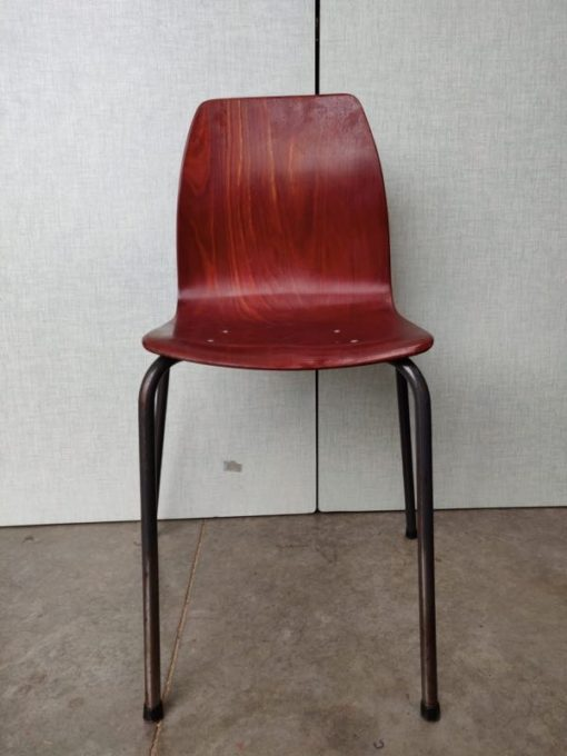 Pagholz salvage hunting industrial style factory chair_thegoodstufffactory_be