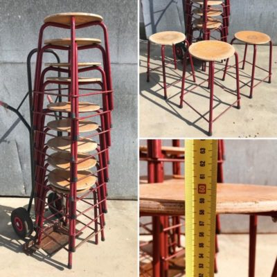 industrial antiques RAW style co work space perfect vintage_thegoodstufffactory_be