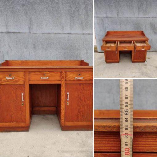 industrial antiques bureaux buro werkplek vintage interior design pich pine pichpine_thegoodstufffactory_Be