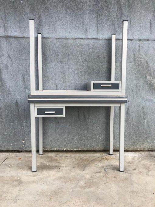 METAL desk desk industriale vintage retro sixties_thegoodstufffactory_Be