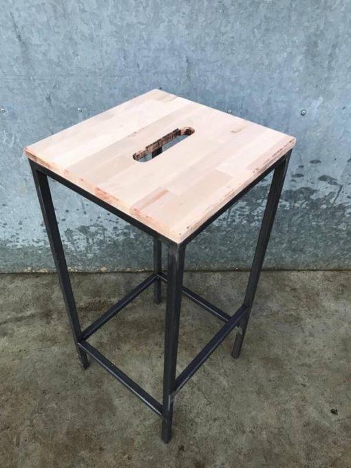Good stuff Factory handmade belgian bar stools atelierstoel keukeneiland industrieel tabouret _thegoodstufffactory
