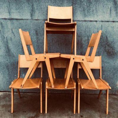 RONALD RAINER stackable wooden chairs houten stapelstoelen design nordic hygge_thegoodstufffactoruy