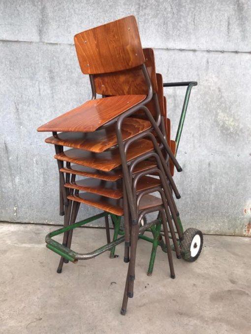 pagwood stoel chaise stolar ostalgie dutchdesign retro vintage retro_thegoodstufffactory_be