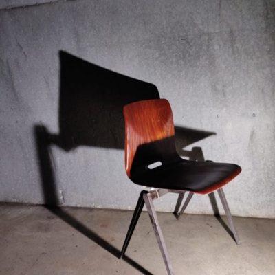 pieds compas paris belgique holland Galvanitas S22 stoelen vintage retro sixties seventies_thegoodstufffactory_be