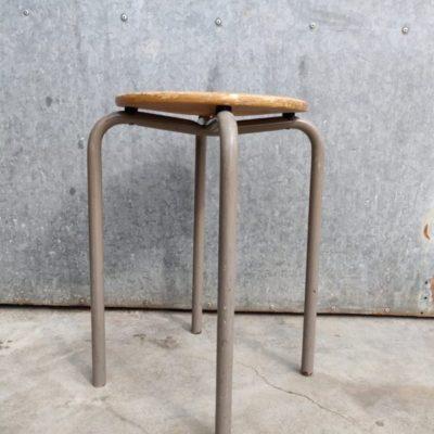 krukjes tabourets krukken stool canteen bar barista vintage industrial antiques_thegoodstufffactory_be (1)