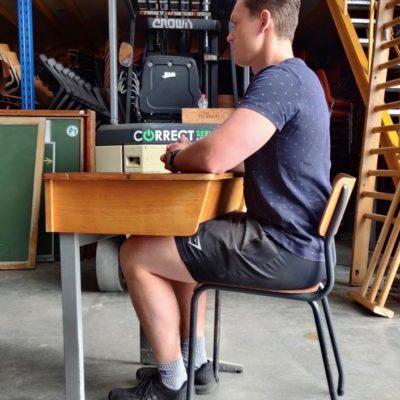 mosebetsi oa pop-up cafe resto bar lapeng tafoleng tafoleng tafoleng pupitre vintage liindasteri retro_thegoodstufffactory_Be