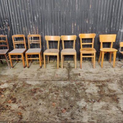 HOUTEN bois holz chaise stuhl stolar vintage retro ostalgie industrial antiques_thegoodstufffactory_be