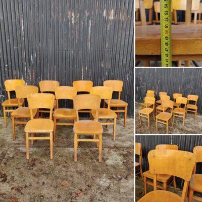 WOODEN bois holz chaise stuhl stolar vintage retro ostalgie antique_thegoodstuffildory_be