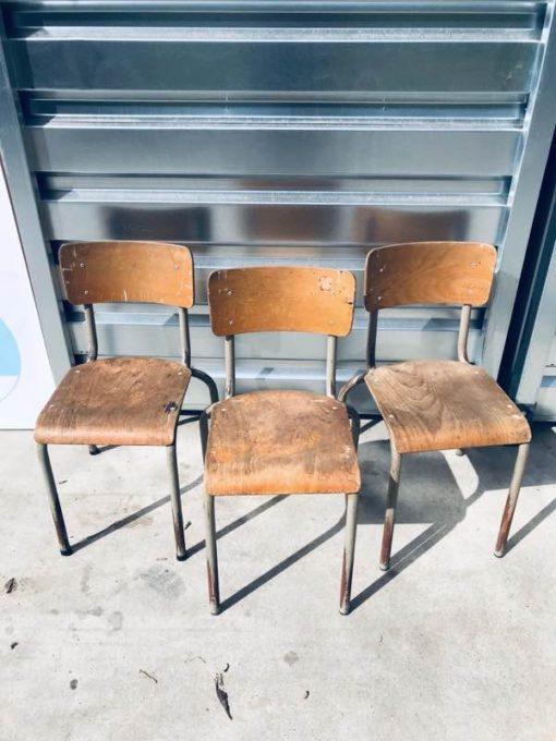 Oldschool vintage retro ostalgie lisebelisoa tse tala li-sixties canteen chair_thegoodstuffildory_be