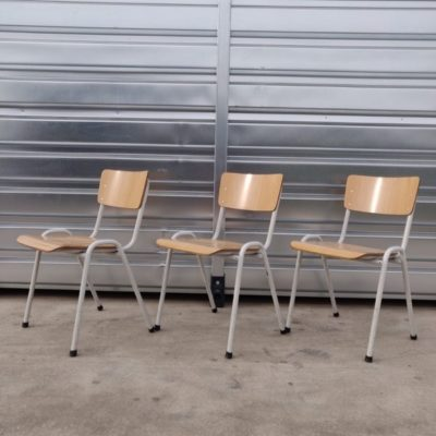stoelen chaises formica vintage retro horeca The good Stuff Factory