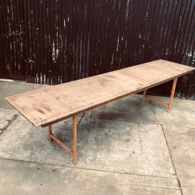 klaptafels van stad Antwerpen vintage retro old school terras outdoor furniture_thegoodstufffactory_Be