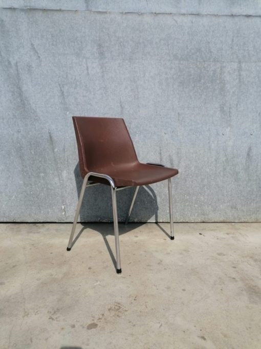 RETRO POLYPROP vintage ostalgie industrial antiques sixties seventies chair chaise stuhl stolar_thegoodstufffactory_Be