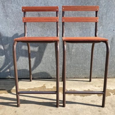 Tubax barstool stool retro mancave seventies sixties industrial canteens retro ostalgie cowork vintage retro_thegoodstufffactory