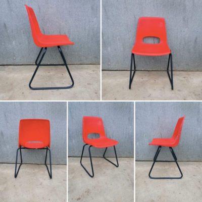 sledepoten outdoor stool retro mancave seventies sixties industrial canteens retro ostalgie cowork vintage retro_thegoodstufffactory