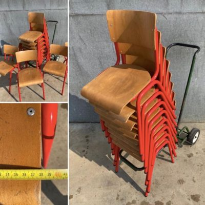 vintage elbe chair stoel chaise retro industrial antiques ostalgie stolar jegfremsnakker seventies_the good stuff factory