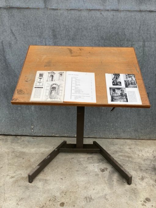 drawing table tekentafel vintage retro_thegoodstufffactory