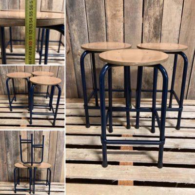 LITLHAKU TSE TSOANG ostalgie vintage retro stool_thegoodstufffactory
