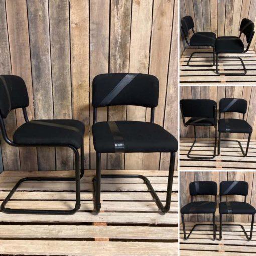 S SHAPE FREESWING ostalgie vintage retro stool_thegoodstufffactory